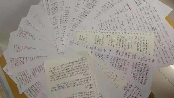 """暴風雨的意義︱上岸武漢體育學院,舞研周學姐""""脫胎換骨""""的秘密找到了!"""