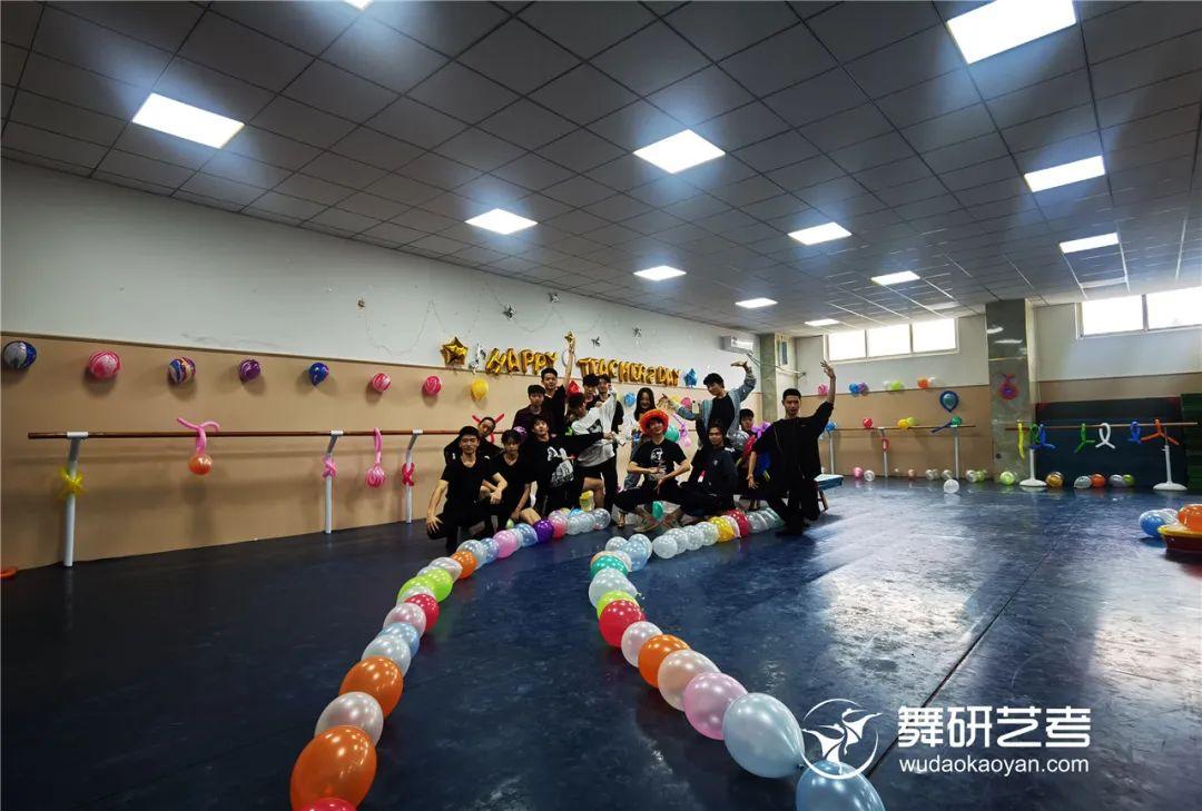 牛!舞研艺考男班学员勇夺安徽省考全省第三、第五名!